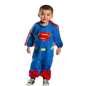 Batman Vs Superman SUPERMAN Costume Toddler